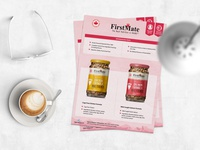 Firstmate Treat Package Design and One Pager