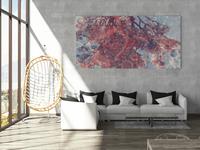 Contemplatio - Risograph Fine art poster