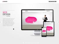 Pixelerate Webdesign