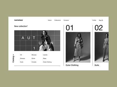 Namelazz - Homepage