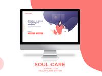 SoulCare Web Applicaiton