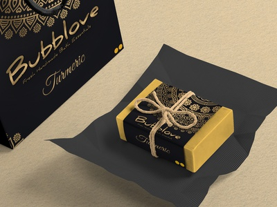 Bubblove Package Design