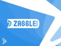 Zaggle Media Logo Design