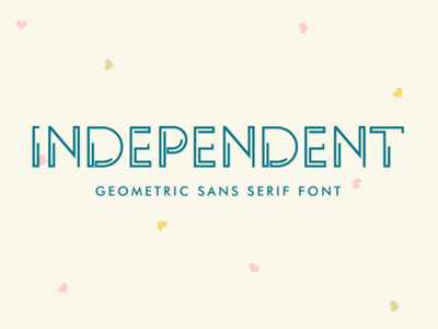 Modern sans serif font geometric modern sans serif font