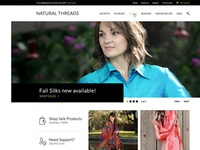 Natural Threads Home