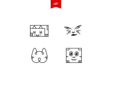 Catty Ideas | Process