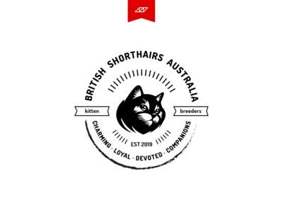 Logo for Kitten Breeders