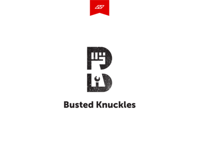 Logo for Busted Knuckles
