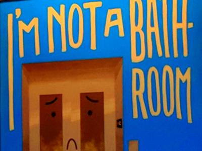 Comic Relief Scene 1: Bathroom Bart