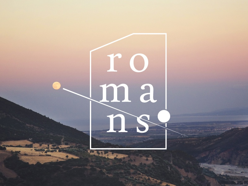 Romans exporation dribbble
