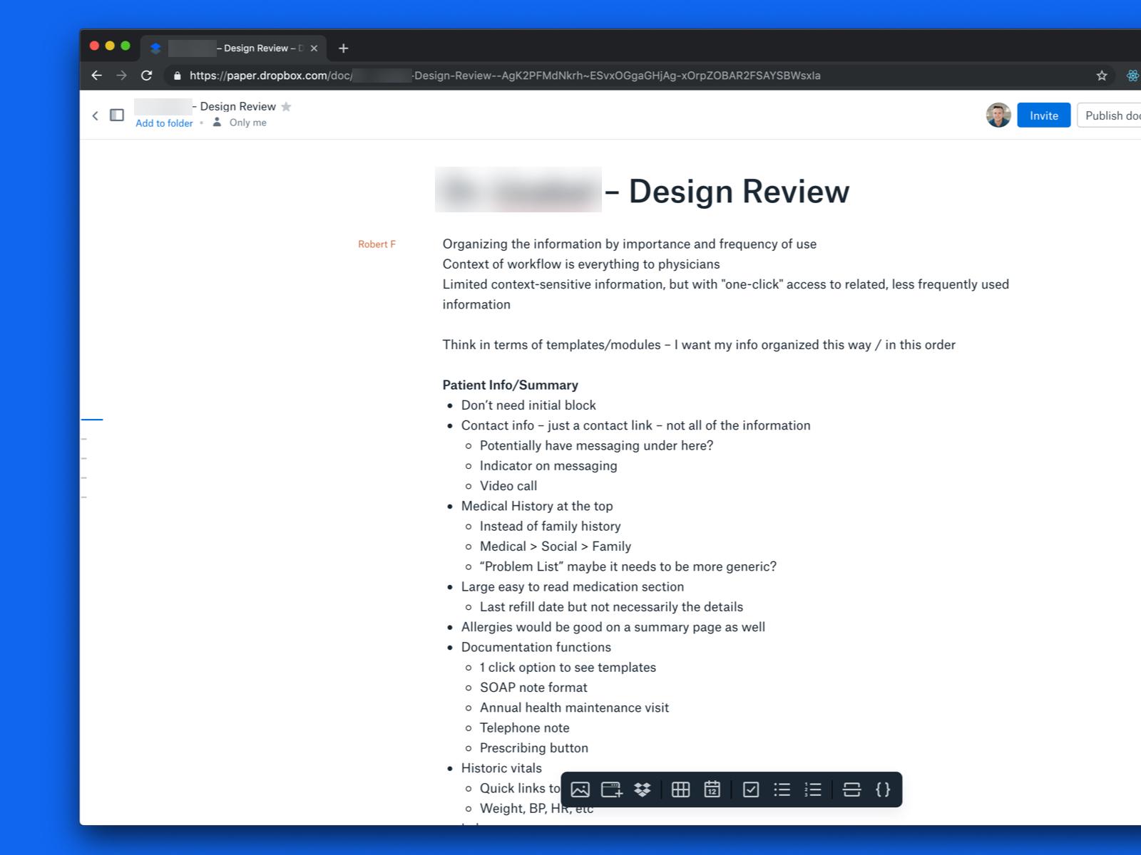 Designreview   notes 2x