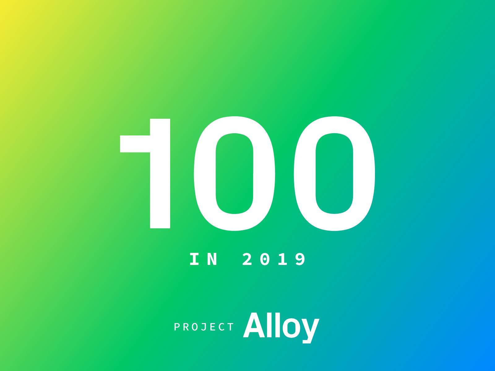 100 2019