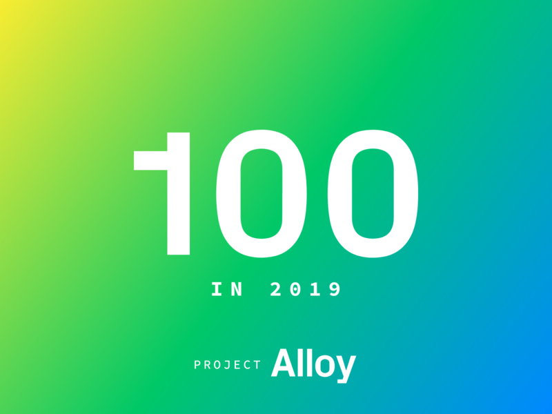 100 Users In 2019 user recruitment project alloy health it emr ehr healthcare app healthcare 100 users user interview user experience