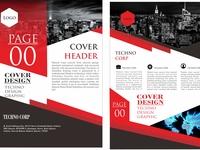 Red Brochure Company Profile