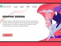 Design UI/UX Graphic Designer