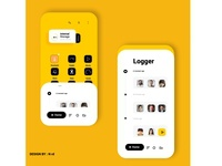 Desain UI Mobile