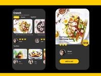 Yellow App Restaurant
