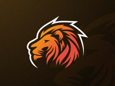 Lion logodesigner logo design vectortart esportlogo esports logomaker logotype logo lion