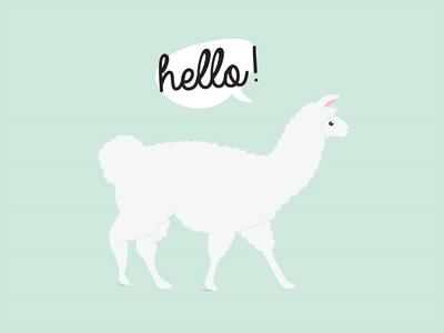 Hello! Alpaca