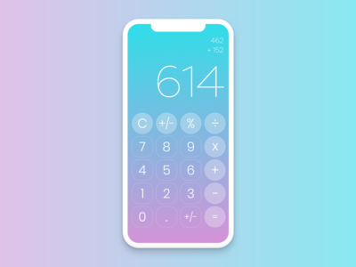 004. Calculator - Design Challenge