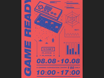 Game Ready Poster
