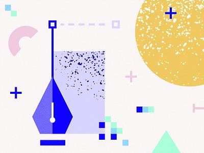 Design Islands - Affinity Designer pixels cover blog vector affinity designer affinity blogpost article illustration