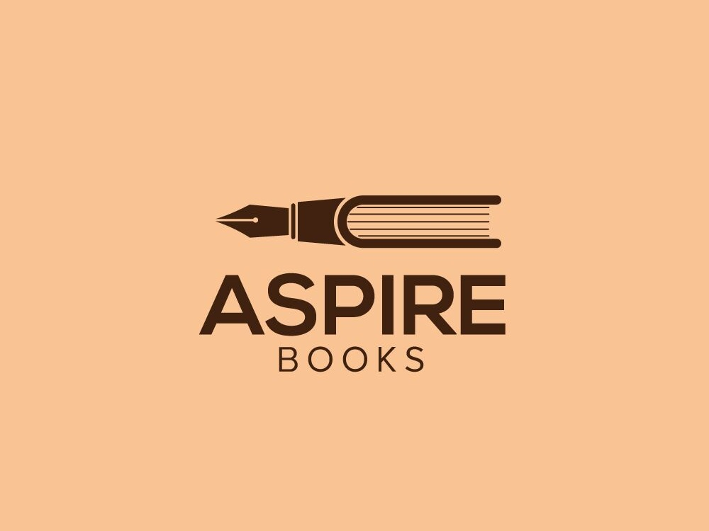 Aspire Books corporate design web design ui illustration websites website design esolzwebdesign aspire books