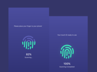 Harbourmaster - Login with fingerprint