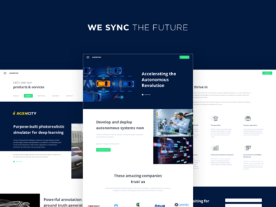 AgenSync - We Sync The Future