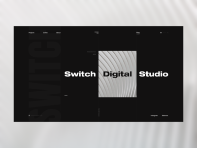 Switch - Digital Studio