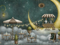 Cafe By The Moon