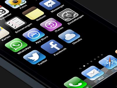 Cloudie App Icon app icon app development ui design