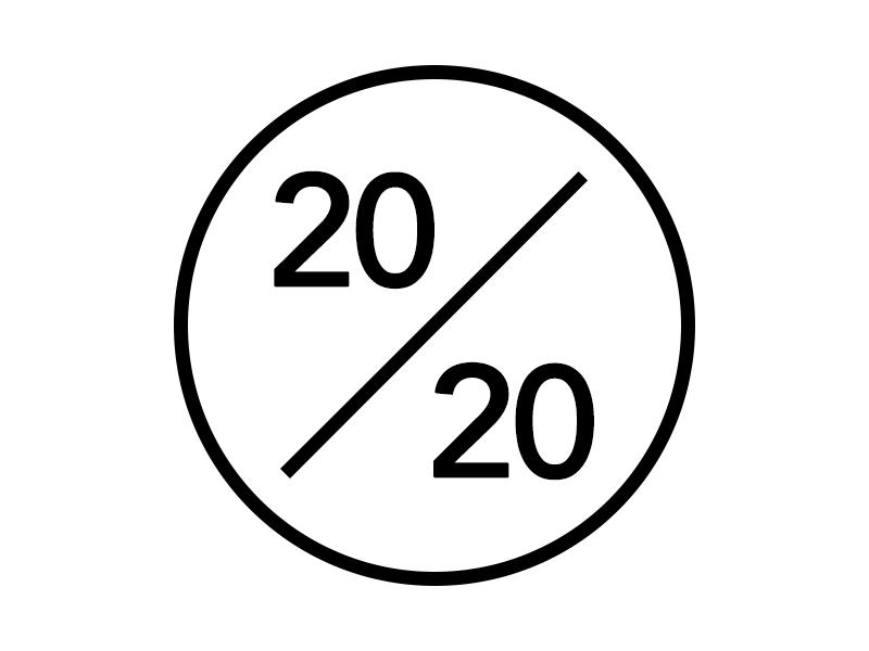 2020 logo dribbble