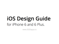 iOS Design Guide for iPhone 6 and 6 Plus