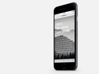 2020apps Responsive Website iPhone 6