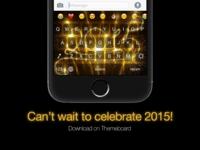 2015 Keyboard theme @Themeboard