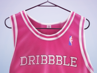 Dribbble Vest Icon / Invite Contest