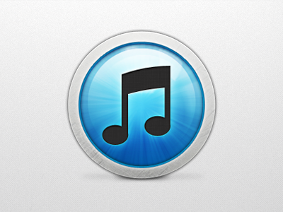 iTunes 10 Replacement Icon itunes icon apple