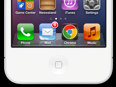Chrome iOS Icon icon chrome ios apple google clean