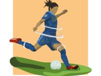 Support women in sport