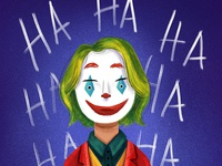 Joker artist character design dccomics illustrator art movie movie art illustration pop culture pop art joaquin phoenix joker movie joker
