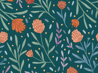 Floral pattern #2