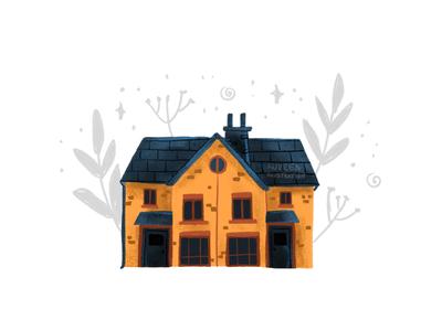 House illustration #6