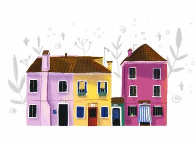 House illustration #7