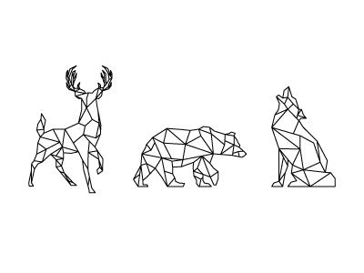 geometrics by salt ember design co dribbble. Black Bedroom Furniture Sets. Home Design Ideas