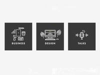Routine Creative Icons