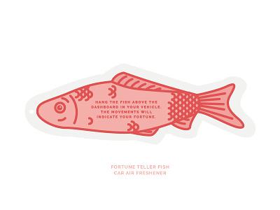 Fortune Teller Fish
