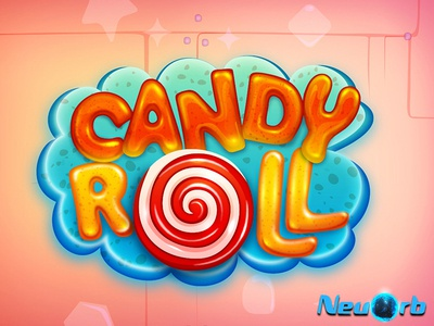 Candy Roll android ios branding design icon vector ux ui typography logo app illustration game design background design adobe illustrator