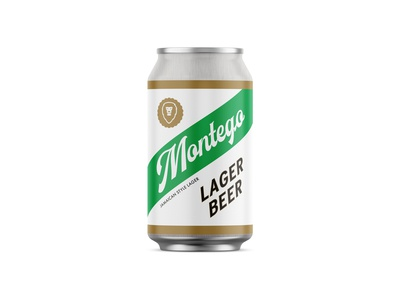 Montego Jamaican Lager