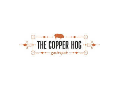 Copper Hog Rebrand